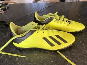 Boys Adidas Astro Boots Adult Size 5.5