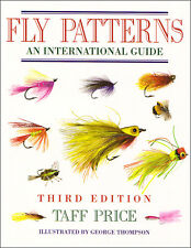 PRICE TAFF FLYTYING BOOK FLY PATTERNS INTERNATIONAL GUIDE paperback BARGAIN new