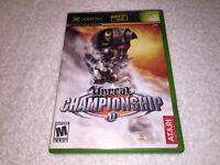 Unreal Championship (Microsoft Xbox, 2003) Original Release Complete Nr Mint!