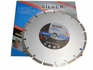 230mm DIAMOND DEEP CUT DISCS BLADE 9 inch GRINDER Tiles Stone Brick EN APPROVED