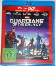 Guardians of the Galaxy 3D & 2D   Blu Ray  Marvel