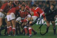 Gales mano firmado Robert Jones 6x4 Foto 1.