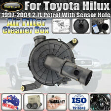 Air Filter Cleaner Box for Toyota Hilux 1997-2004 2.7L Petrol With Sensor Hole
