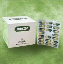 20x Charak Addyzoa Herbal Capsules 20Capsules Addyzoa Improves sexual desire