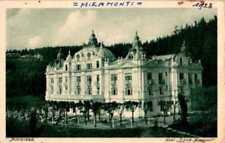 Zwischenkriegszeit (1918-39) Ansichtskarten mit dem Thema Burg & Schloss aus Böhmen & Mähren