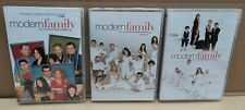 Modern Family Seasons 1 to 3 Wide Screen DVD's Adult Owned EUC