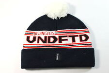 $30 T68 Men/'s Women/'s UNDEFEATED Pom Pom Beanie Navy One Size Fits All