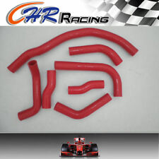 NEW FOR TOYOTA MR2 SW20 3SGTE REV TURBO 93-99 SILICONE RADIATOR HOSE RED