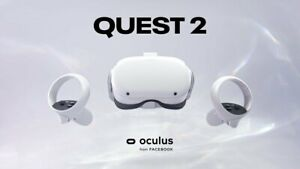 Oculus Quest 2 128GB VR Headset All in One Gaming BNIB Global Shipping