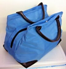 Stylish Sky Blue twin access handbag. 3 Sections. Weddings. Evenings. Days-out.