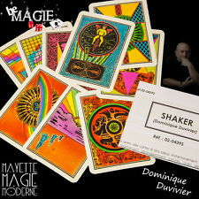 DUVIVIER - Shaker - Tour de magie - Carte Bicycle