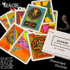 DUVIVIER - Shaker - Tour de magie - Carte Bicycle