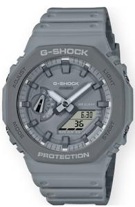 Casio G-Shock Carbon Core Guard GA2110ET-8A Digital-Analog 2021 Brand New