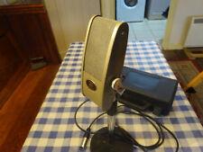 Vintage Grundig Ribbon Microphone.(Lustraphone VR53).