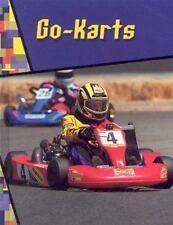 Go-Karts (Wild Rides!)-ExLibrary