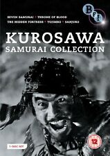 Akira Kurosawa : The Samurai Collection (5 Discs) - DVD