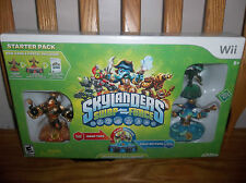 SKYLANDER NINTENDO WII GAME (NEW) STARTER PACK