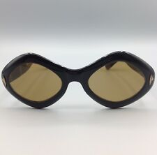 Occhiale da sole LOZZA SONG vintage black original SUNGLASSES made in Italy