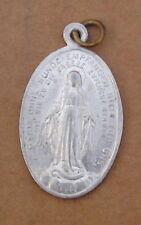 Pilger Anhänger Wundertätige Medaille- Gedenkprägung -Catherine Labouré (AI92)
