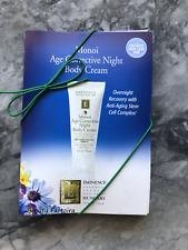 Eminence Monoi Age Corrective Night Body Cream 0.10oz (6 Cards)