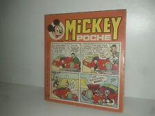 MICKEY POCHE MENSUEL n° 23  WALT DISNEY 1976