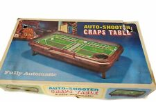 Vintage WACO Auto-Shooter Tabletop Craps Table Automatic WORKS