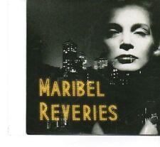 (FT160) Maribel, Reveries - DJ CD