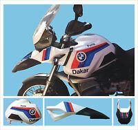 BMW R 1150 GS ADVENTURE  Paris Dakar - adesivi/adhesives/stickers/decal