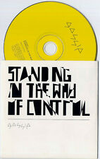 GOSSIP Standing In The Way Of Control 2006 UK 5-track promo CD Le Tigre Remix