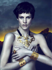 Versace   Catalogo /Catalogue  2011   Woman / Man   Saskia de Brauw