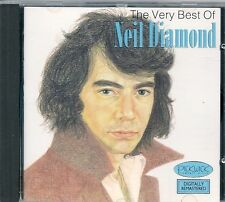 CD COMPIL 12 TITRES--NEIL DIAMOND--THE VERY BEST OF...