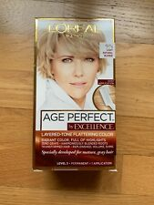 Rare! L'Oreal Paris Age Perfect by Excellence Hair Color 9N Light Natural Blonde