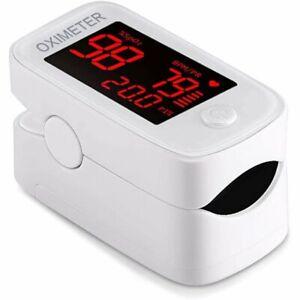 Oximeter Pulse Fingertip SPO2 blood oxygen saturation sensor FDA USA stock