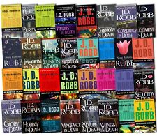 Eve Dallas By J.D. Robb (In death) (1-59) Complete Series Epub/Mobi/Pdf