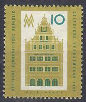 843 postfrisch DDR Briefmarke Stamp East Germany GDR Year Jahrgang 1961