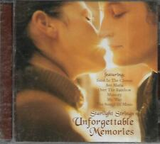 Starlight Strings - Unforgettable Memories (2004 CD Album)