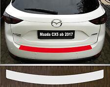 Lackschutzfolie Ladekantenschutz transparent Mazda CX-5, ab 2017