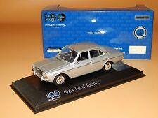 Ford Taunus P5 1964 in Silber 100 Jahre Ford von Minichamps Scale 1/43 in OVP!