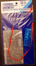 1991 bmw m 3 e 30 grupo a DTM PE detalle parts set, 1:24, aoshima beemax 098202