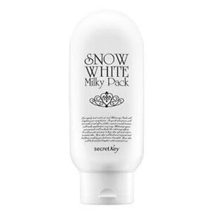 [secretKey] Snow White Milky Pack 200g