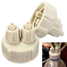 Aquarium Bottle Cap for Live Plants CO2 Diffuser Air Generator System DIY Tool