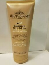 THE Apothecary N0 20 Pampering Foot Butter with Soy, Shea and Honey extracts