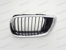 Chrome Front Grill Kidney Left For BMW 3-Series E46 2001-2004