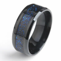 Fashion New Finger Jewelry Glow in the Elegant Women dark Punk Opening Men Ring