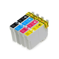 Full Set of non-OEM Ink for EPSON Expression Home XP-332 XP-335 XP-342 XP-345