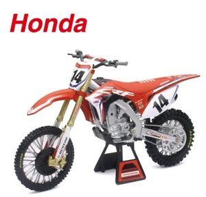 NEW49603 - Honda Crf 450R Team Honda Hrc Cole Seely #14