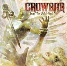 Sever the Wicked Hand Crowbar  CD