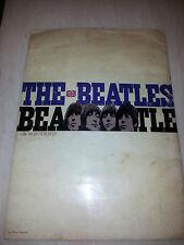 BEATLES in Japan- 1966 THE BEATLES Japanese Tour - An Original Programme (RARE)