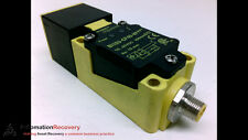 TURCK BI15U-CP40-VP4X2  PROXIMITY SWITCH, UPROX, 10-65VDC, 200MA, 15MM #203299