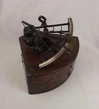 Cased Victorian A-Frame Sextant
